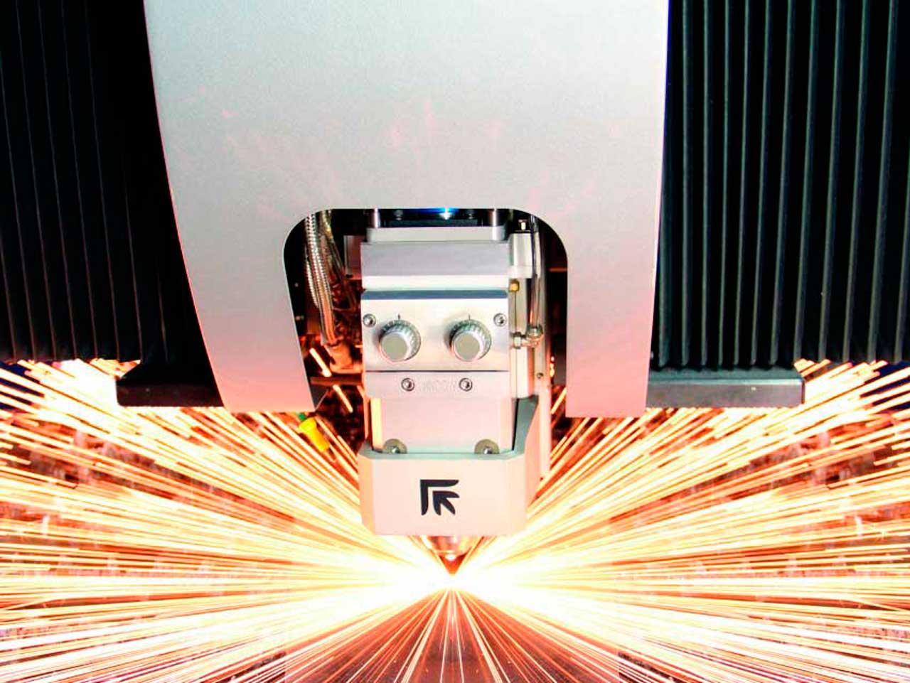 Nueva máquina de corte láser fibra