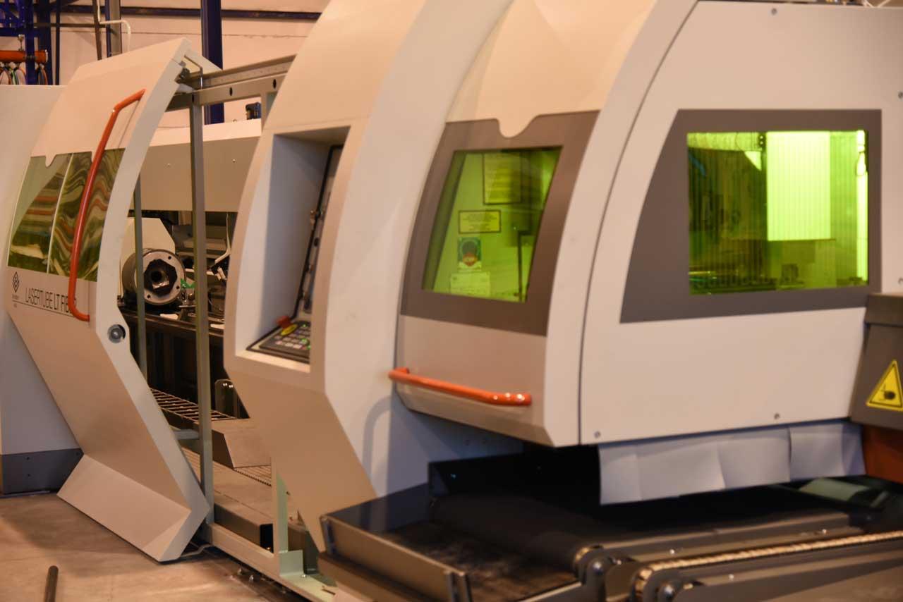 Especialistas en Corte Laser Tubo 3D (Video)