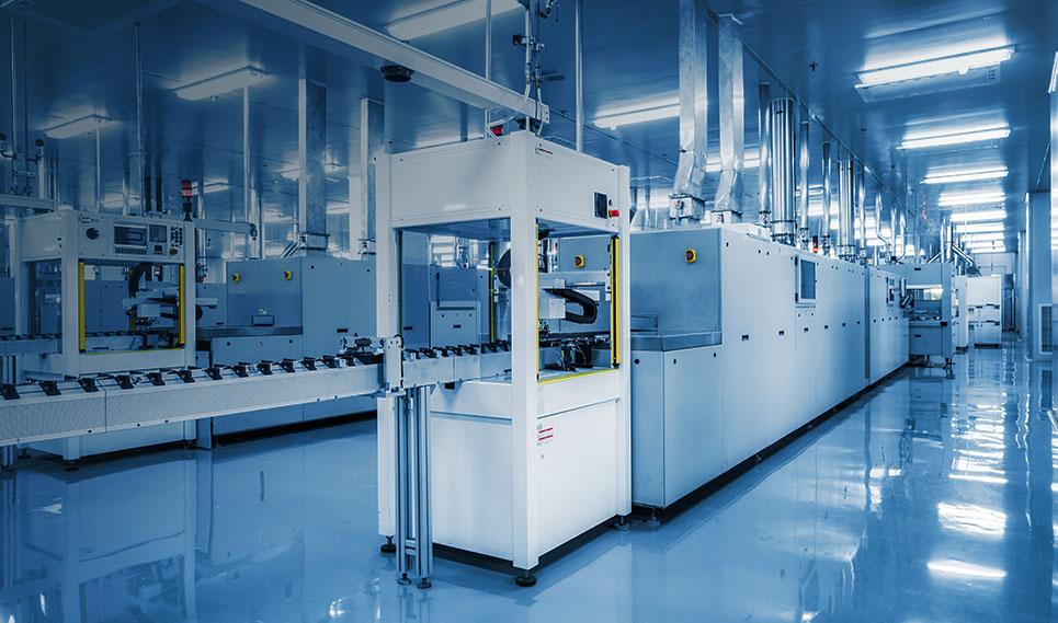 Nuestros procesos metálicos para las empresas del sector alimentario