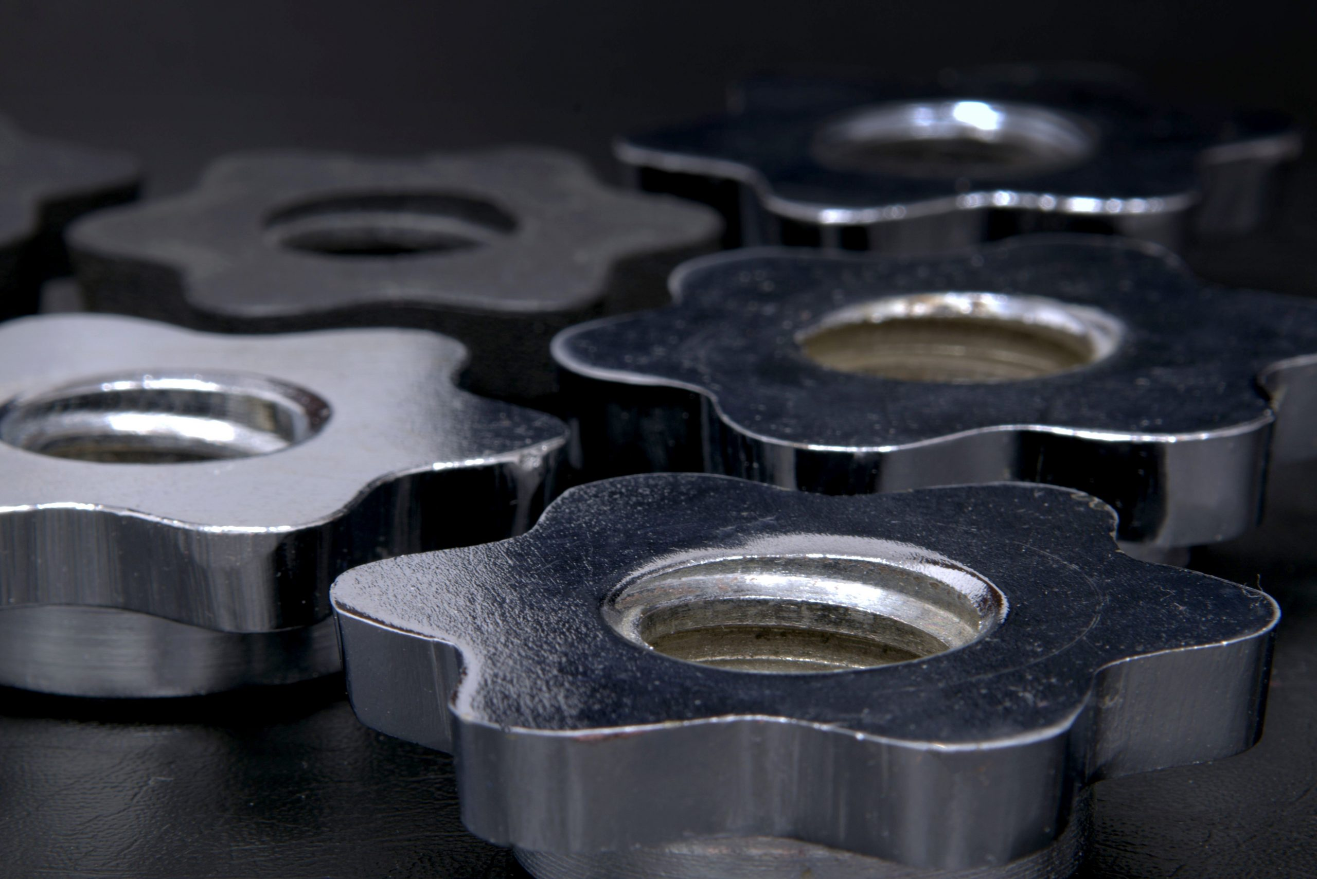 Servicios de mecanizado de piezas para maquinaria industrial