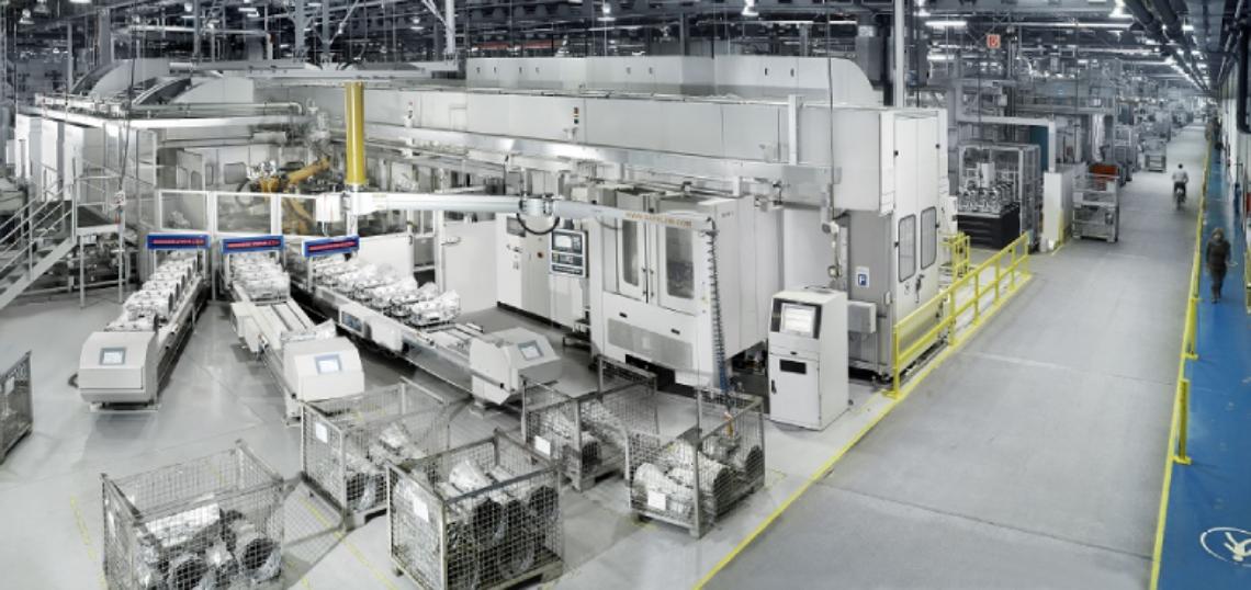 Procesos mecanizados para el sector de la maquinaria industrial